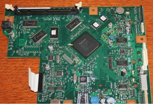HP Color LaserJet 2820 2830 2840 Q7776-60001 Formatter Board