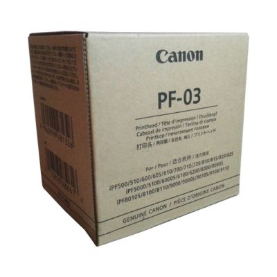 New Canon PF-03 Printhead for IPF510/650/815/825/5100/9110/9010S/8000/9000