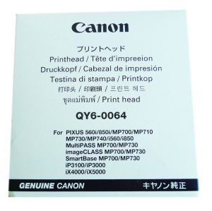 Canon QY6-0064 Print head for PIXUS 560i, PIXUS 850i, PIXUS MP700