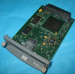 J7934A Printer Server Card for HP 620N JETDIRECT 10/100tx