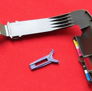 Ink Tube Cover C7769-60256 for HP DesignJet 500 510 800