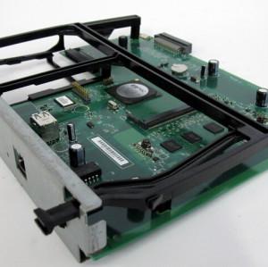 CB446-80001 Color Laserjet CP3505 CP3505N CP3505DN 3505DN Printer Formatter Board