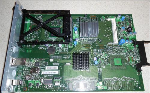 CC493-690001 CP4025dn 4025 CP4525DN 4525 Printer Formatter Board