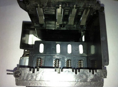 CQ532-67007 HP DesignJet 111 Ink Supply Service Station (ISS) Assembly
