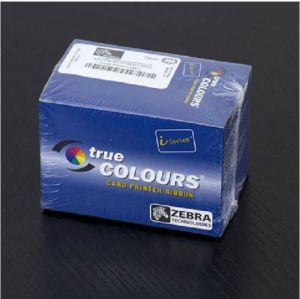 Zebra iSeries 5-Panel Color Ribbon YMCKO for Zebra Card Printers 800015-440