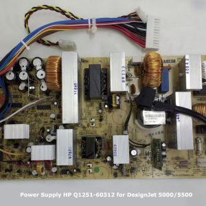 Q1251-60312 Q1251-69312 Q1251-60314 Q1251-60122 HP DesignJet 5000 Power Supply
