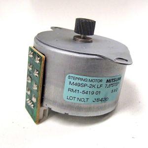 RM1-5419 HP Color LaserJet CP2025 CM2320 Pickup Motor