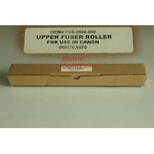 FC6-3566-000 Canon image RUNNER 5070 5570 6570 Upper Fuser Roller