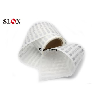 1000pcs UHF RFID White film Alien ALN-9640/9740 915Mhz Squiggle H3 GEN 2 RFIDTag