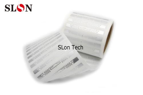 1000pcs UHF RFID White film Alien ALN-9640/9740 915Mhz Squiggle H3 GEN 2 RFIDTag