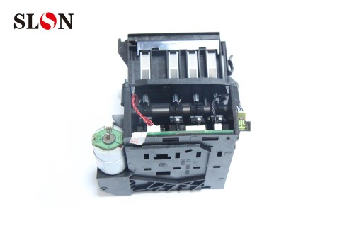 C7796-60209 HP Designjet 100 110 plus Ink Supply Station Assembly