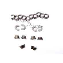 10 Set HP M202 P1606 P1566 M1536dnf Bushing Pressure Roller ORIGINAL NEW