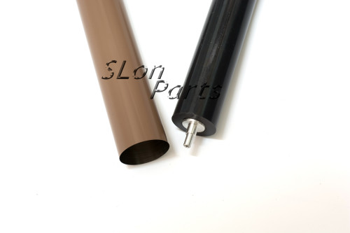 For Brother HL-5440 5445 5450 6180 MFC-8510 8520 8710 8910 DCP-8110 8150 8155 Fuser film sleeve w/grease + Lower Pressure Roller