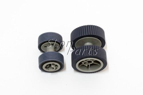 PA03540-0001 PA03540-0002 Fujitsu Fi-6130 Fi-6130z Fi-6140 Brake Pick Roller