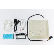 UHF RFID Card reader 8m long range, 8dbi Antenna RS232/RS485/Wiegand Read 6M Int