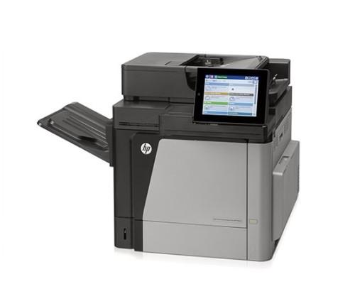 RM2-0214-000CN HP Color LaserJet enterprise mfp m680 Left Paper Delivery Tray