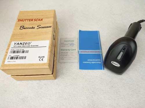 Yanzeo New L3100 High Speed  Wired Laser Handheld USB 1D Laser Barcode Scanner