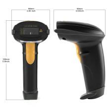 Yanzeo New L6810 High Speed  Wired Laser Handheld USB 1D Laser Barcode Scanner
