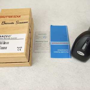 Yanzeo New L3110 Wireless 2.4G Handheld  USB 1D Laser Barcode Scanner