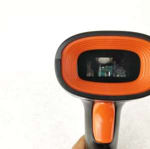 Yanzeo New L1010 Wireless 2.4G Handheld  USB 1D Laser Barcode Scanner