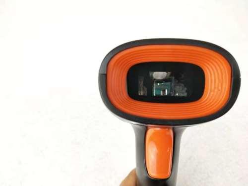 Yanzeo New L1010 Wireless 2.4G Handheld  USB 1D Laser Barcode Scanner