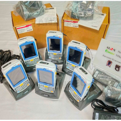 MC75A0-H10SWQQA0GR For Motorola MC75A0 Mobile Barcode Scanner Computer 256MB 1GB WM6.5