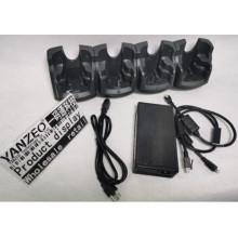 CRD7000-4000ER for Symbol Motorola Ethernet 4-Slot Charging Cradle