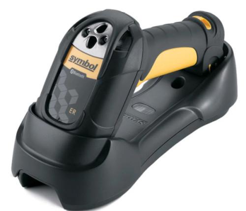 Motorola Symbol LS3578 LS3578-ER20105WR Industrial Handheld Barcode Scanner Bar Code Reader With Cradle Base