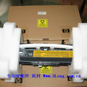 HP 4300 Heatly Assembly