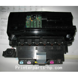 HP 5500 Carriage Assembly