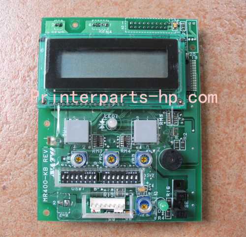 SATO CL408E DIP Switch (Display Panel )