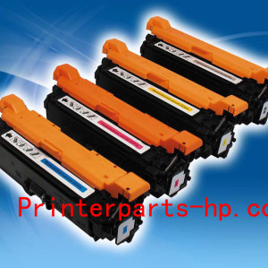 HP CP3525 Toner Cartridges