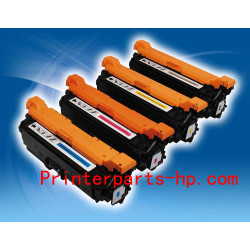 HP CP3525 Toner Cartridges