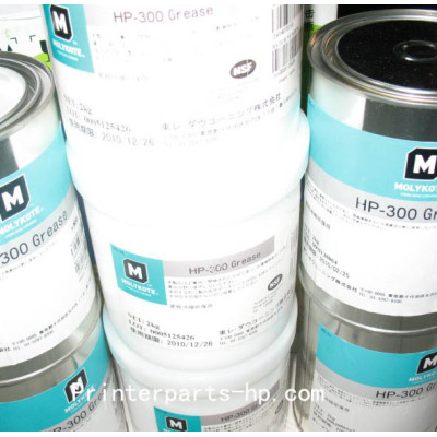 Molykote HP-300 Grease Laser Printer Fusing Silicone Grease 2KG