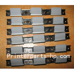 HP Printer ADF paper separation pad assembly