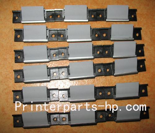 HP Printer ADF paper separation pad assembly