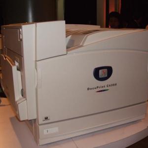 Fuji Xerox C4350 Fuser Assembly