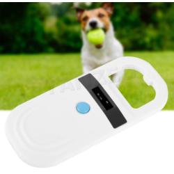 Yanzeo Pet Scanner RFID Handheld Pet Chip Scanner For Animal Id RFID Tag reader AR180