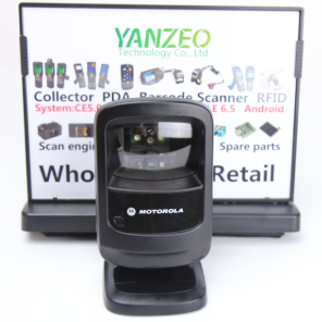 Barcode Reader for Zebra Motorola Symbol DS9208 Digital Hands-Free reader 1D 2D with USB Cable