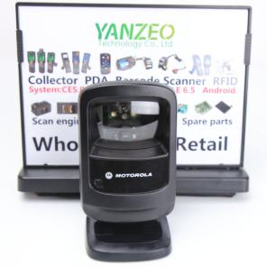 Barcode Reader for Zebra Motorola Symbol DS9208 Digital Hands-Free reader 1D 2D with USB Cable