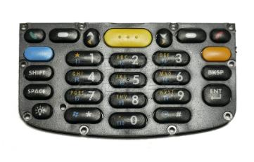 MC75A0 Button Font Number Keys For MOTOROLA Symbol MC75A0 Data Collector Font 26 Keys