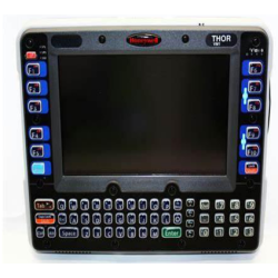 For Honeywell Thor VM1 Ideal Vehicle Mountforklift Computer Indoor Resistive Android ML GMS