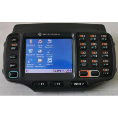 WT4090-N2S1GER For Symbol Motorola WT4090 Ring Scanner Wireless Wearable PDA Wrist Mount Barcode Scanner