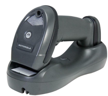 LI4278 For Zebra Symbol LI4278 1D Bluetooth Cordless Linear Imager Barcode Scanner, with Cradle and USB cable
