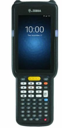 MC330K Wireless Barcode Scanner 2D Reader Handheld Inventory Counter Data Collector PDA For Zebra MC330K-GE4HG3RW