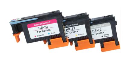 C9380A C9383A C9384A Printhead for HP 72 DesignJet T1100 T1120 T1120ps T1200 T1300 T1300ps T2300 T610 T770 T790 T795
