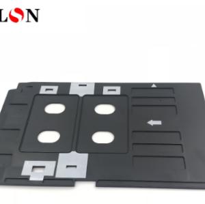 For Epson T50 P50 R260 R265 R270 R280 R290 R380 R390 RX680 T50 T60 A50 P50 L800 PVC ID Card Tray Plastic Card Printing Tray