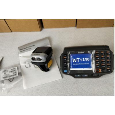 WT41N0 & RS507-IM20000STWR For Zebra Symbol Ring Bluetooth Mounted Scanning Engine 2D scanner With WT41N0-N2S27ER