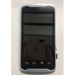 LCD with Touch Digitizer with Front Cover for Zebra TC55