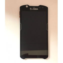 LCD with Touch Digitizer with Front Cover for Zebra TC52